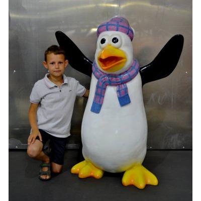 Pingouin humoristique Kipper