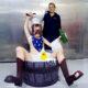 cowboy dans son bain nlcdeco decoration farwest