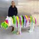 hippopotame-couleur-trash-design-animaux-couleur nlcdeco