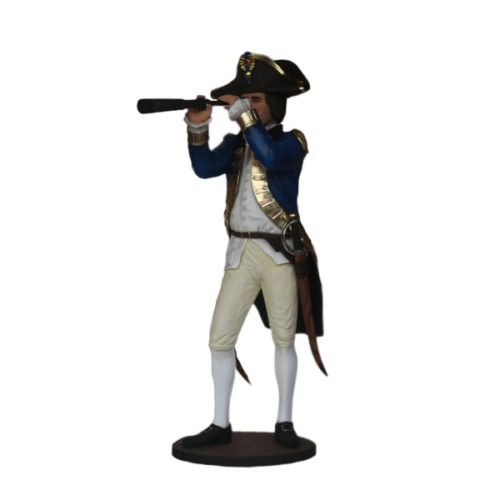 Admiral Nelson grandeur nature