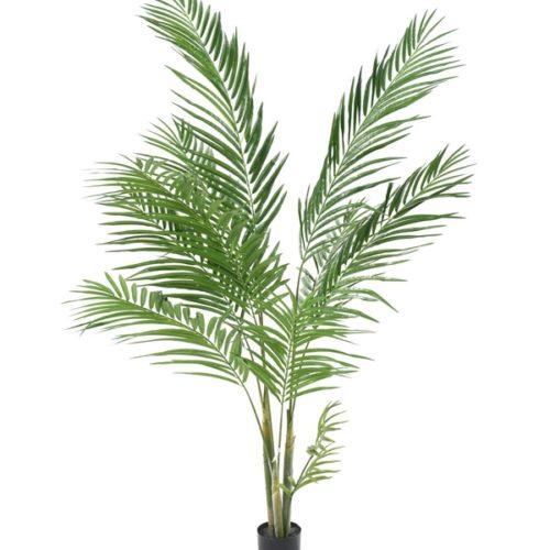 areca artificiel palmier
