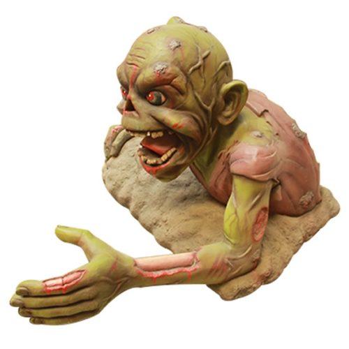 décor Halloween zombie