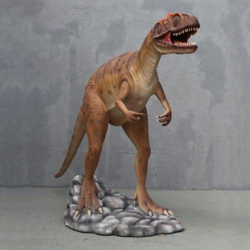 dinosaure taille grandeur nature résine