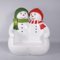 bonhomme de neige grand modèle extérieur