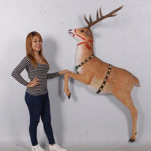 renne décoration boutique et magasin Noël