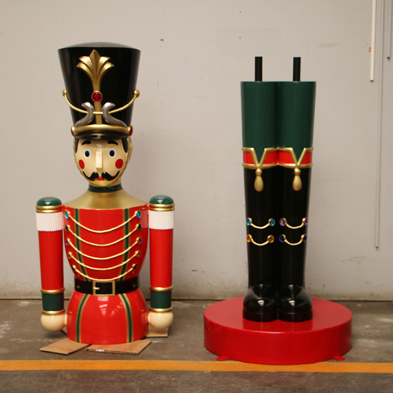 casse noisette g ant statues personnage et d cors r sine. Black Bedroom Furniture Sets. Home Design Ideas