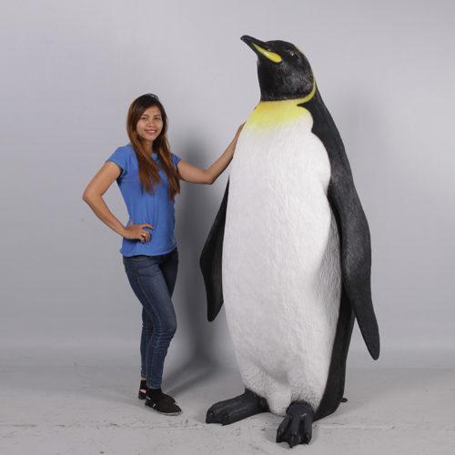 Pingouin roi géant ! NLC DECO