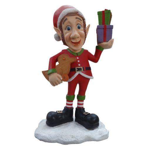 elf père Noël