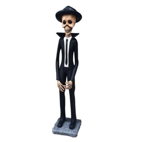squelette homme halloween