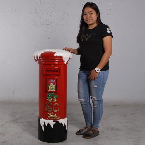 Boîte aux lettres Noël