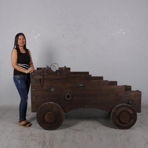 Chariot pour Canon espagnol NLC DECO