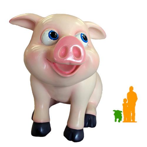 Cochon comique NLC DECO