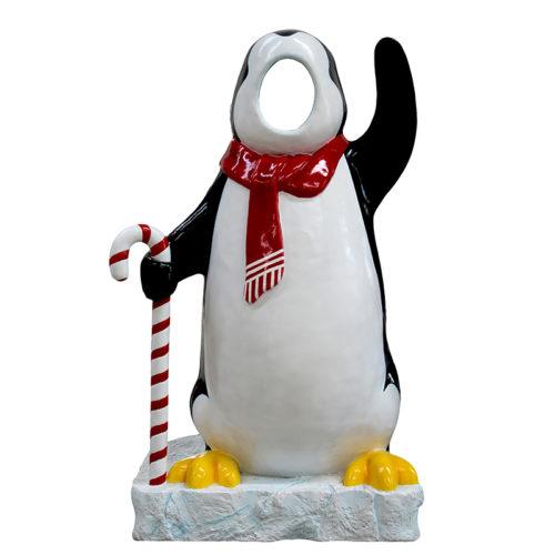 Passe tête pingouin nlcdeco