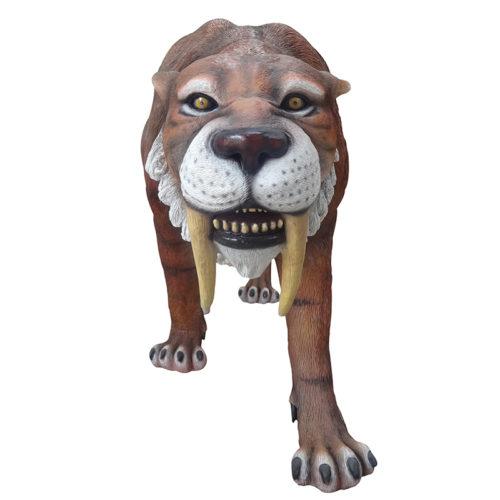 Tigre dents de sabre NLC DECO