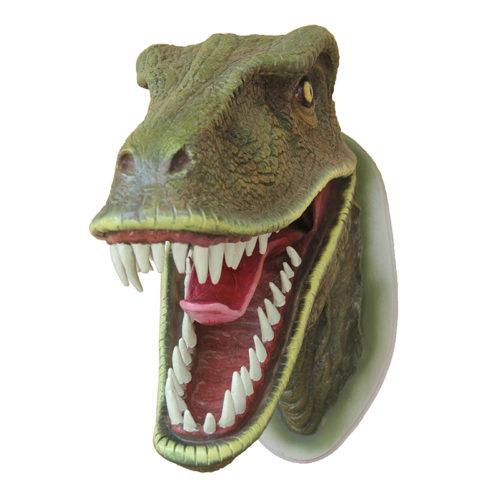 Trophée Vélociraptor nlc déco
