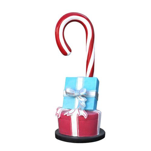 Canne à sucre avec cadeaux
