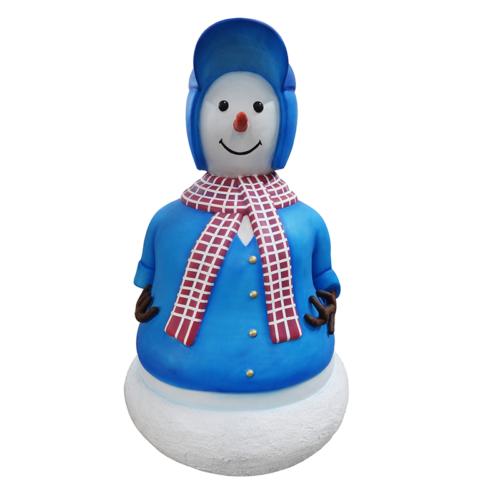 Petit papa bonhomme de neige