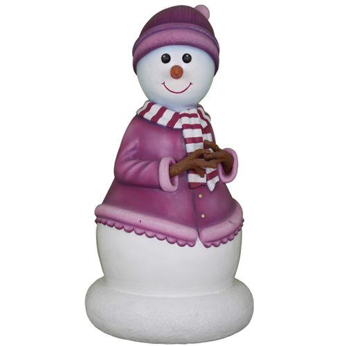 Bonhomme de neige Femme