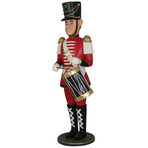Grand soldat musicien casse-noisette