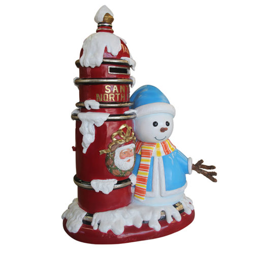Bonhomme de neige avec BAL