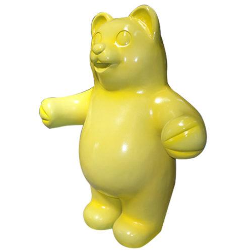 Bonbon ours debout