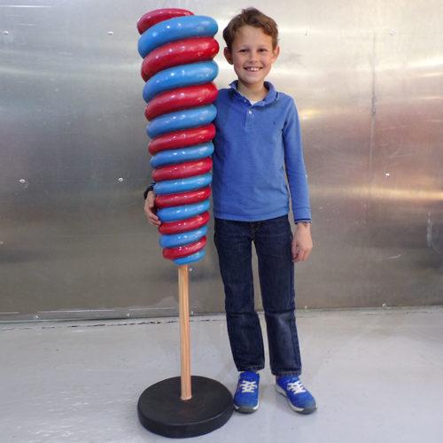 Sucette Twister 128 cm