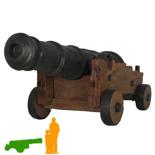 Canon de pirate NLC DECO