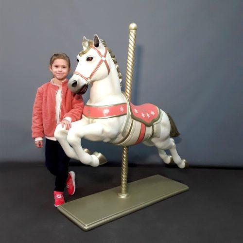 Cheval de manège carrousel nlcdeco