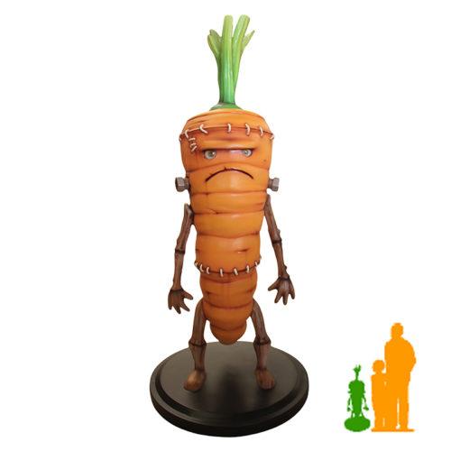 Frankenstein carotte nlc deco