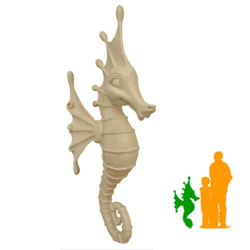 Hippocampe Cheval de mer nlc deco