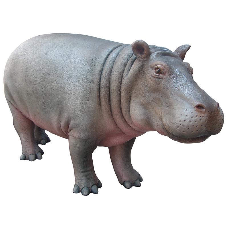 Hippopotame enfant NLC DECO