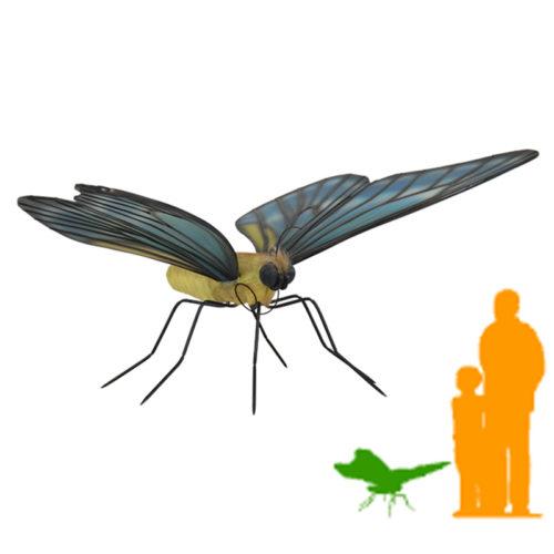 Papillon géant NLC DECO