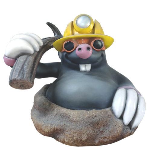 Taupe minière