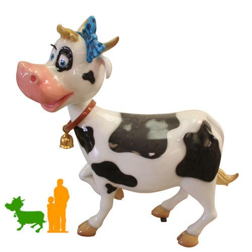 Vache ado marrante NLC DECO