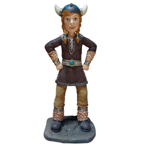 Viking enfant sur un socle NLC DEC