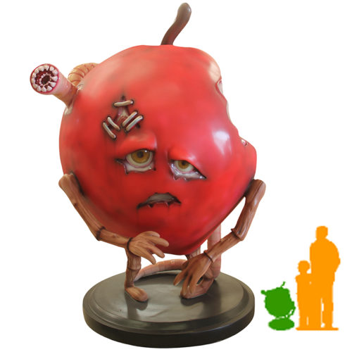 Zombie pomme NLC DECO