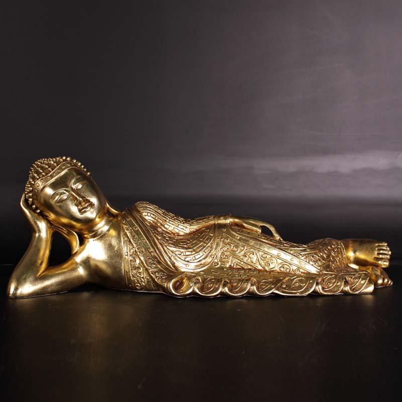 Bouddha allongé nlc deco