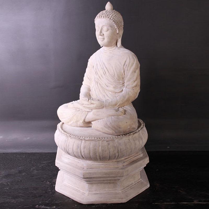Bouddha fleur de lotus NLC DECO