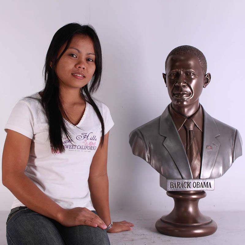 Buste Barack Obama NLC DECO