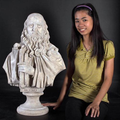 Buste De Vinci NLC DECO