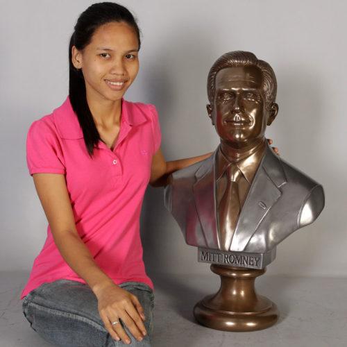 Buste Mitt Romney nlc deco