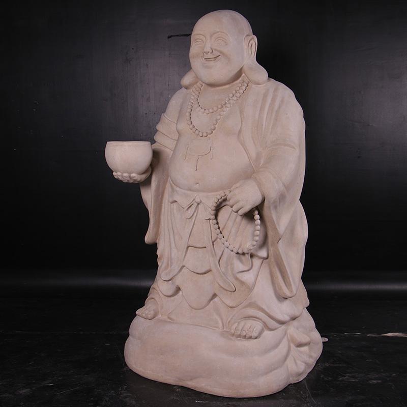 Grand Bouddha riant NLC DECO