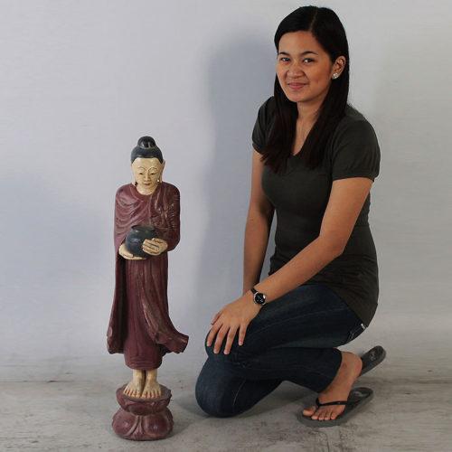 Moine bouddhiste NLC DECO
