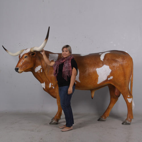 Vache Texas Longhorn NLC DECO