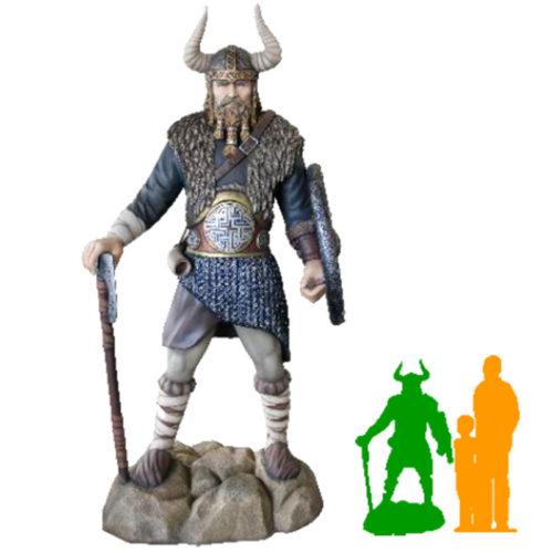 Viking Dreng sur socle NLC DECO