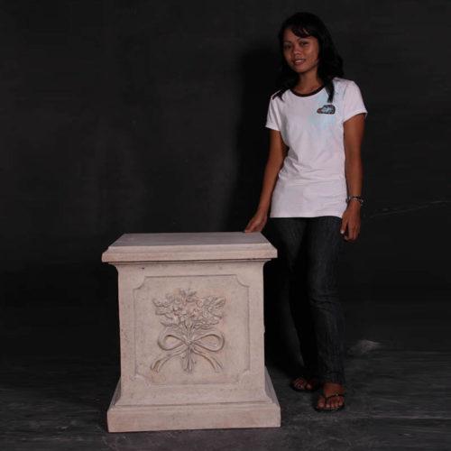 Base pour statue Printemps NLC DECO