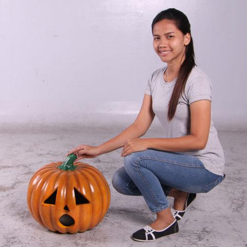 Citrouille Halloween NLC DECO
