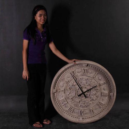 Horloge style Corinthien NLC DECO
