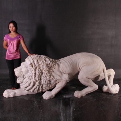 Lion qui rugit nlc deco