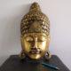 Masque bouddha doré NLC DECO nlcdeco decoration murale